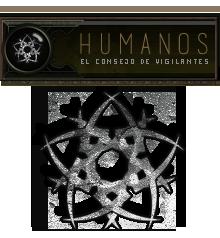 HUMANOS - VIGILANTES
