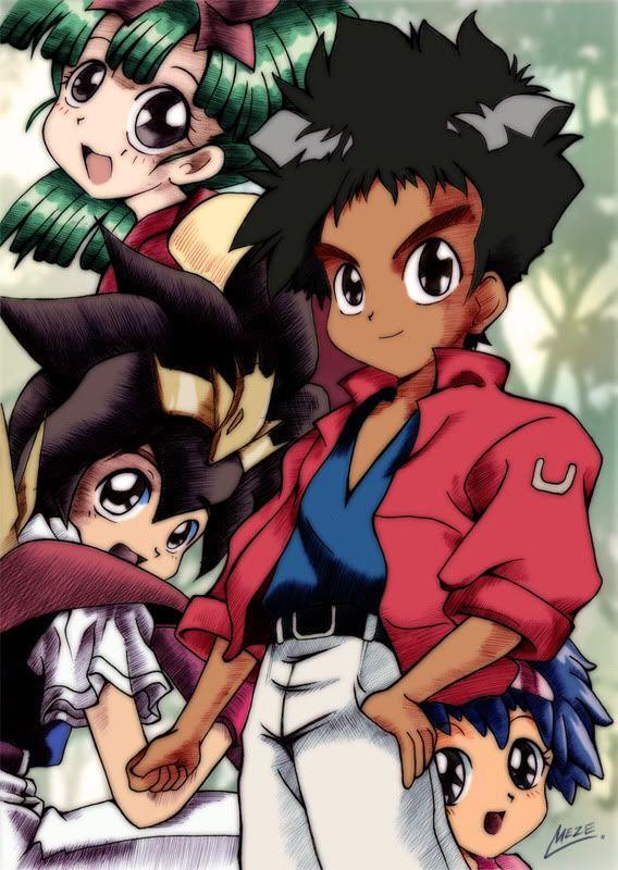 [ FANART ]  Fanart for Anime , Manga , Dojinshi , Games GranWata
