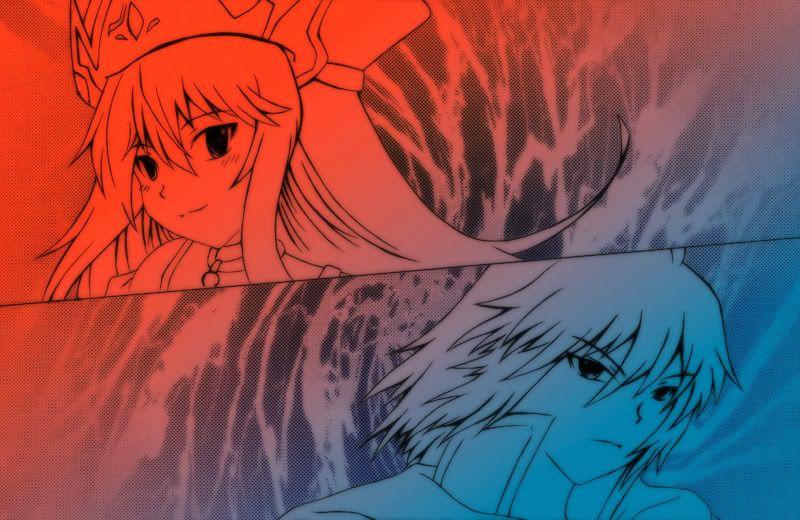 [ FANART ]  Fanart for Anime , Manga , Dojinshi , Games Hexyz