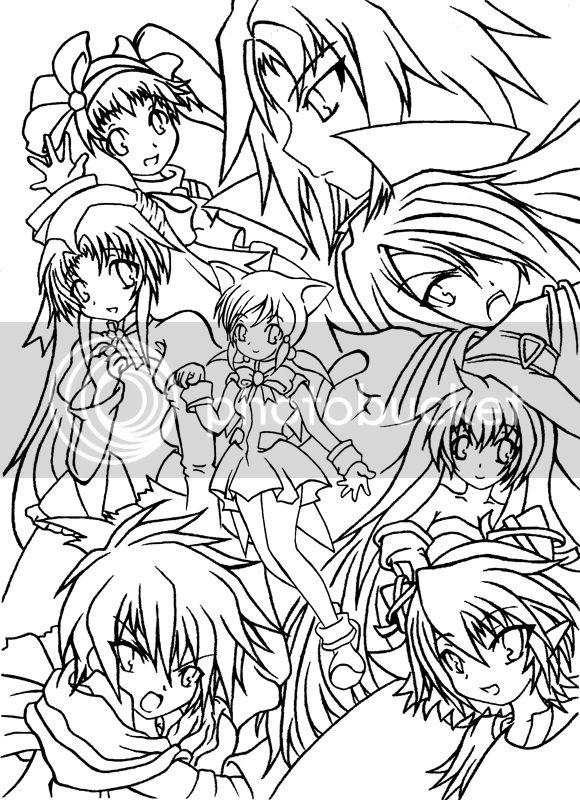 [ FANART ]  Fanart for Anime , Manga , Dojinshi , Games Newyear