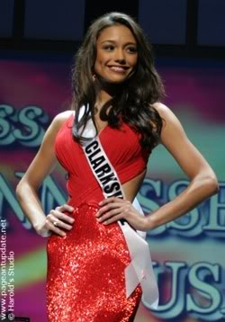 Rachel Smith: Miss USA 2007 - Miss Universe 2007/4th runner up Gown