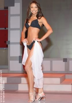 Rachel Smith: Miss USA 2007 - Miss Universe 2007/4th runner up Swimsuit
