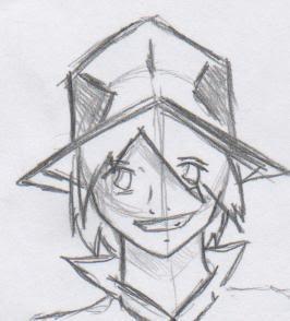 Algunos dibujos de Kazema =P CabezaXD