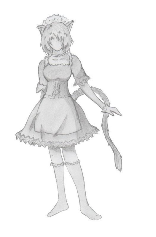 Algunos dibujos de Kazema =P Trajenekoarreglos1