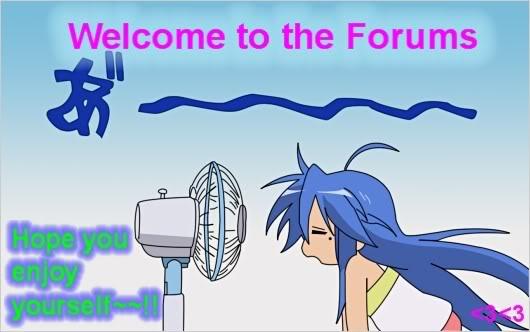 Introduce yourself...! Welcometotheforums