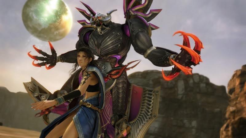 Final Fantasy XIII New Screenshot. FinalFantasyXIII_SUmmon_1