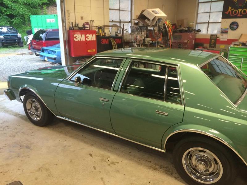 78 Impala Restoration 10334278_10102094020652763_2727457425308821957_n