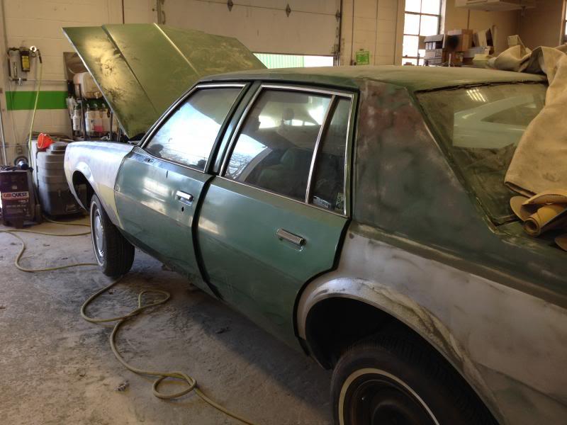 78 Impala Restoration IMG_0578