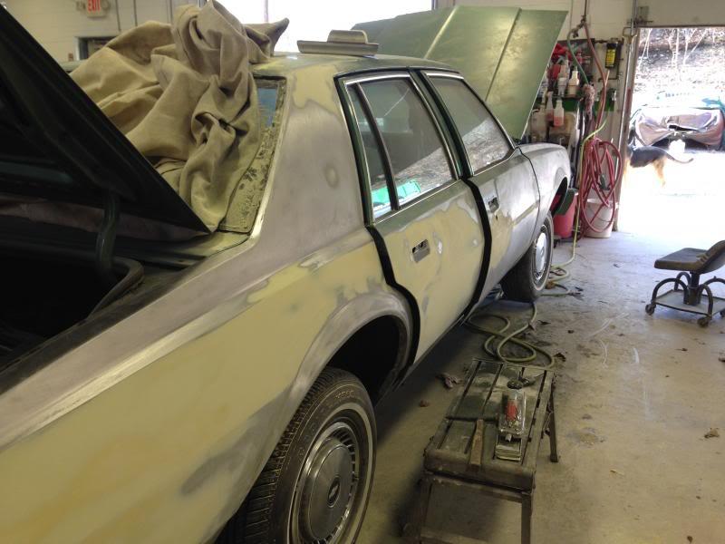 78 Impala Restoration IMG_0588