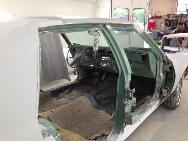 78 Impala Restoration IMG_0652