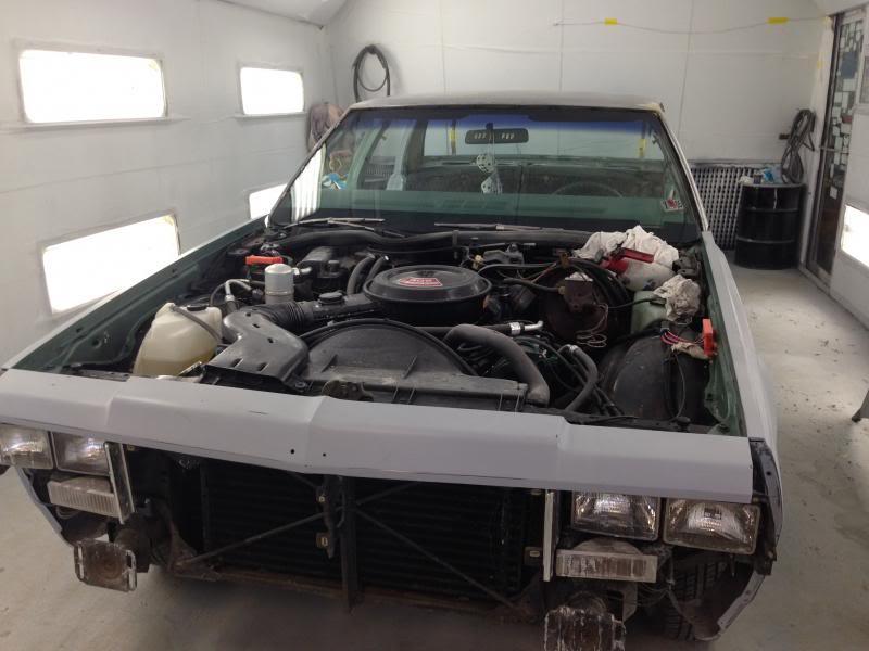 78 Impala Restoration IMG_0654