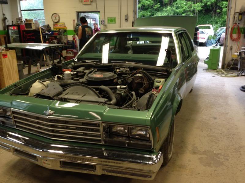78 Impala Restoration IMG_0665