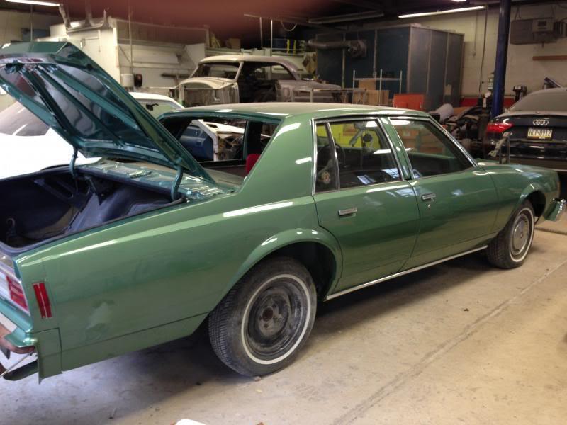 78 Impala Restoration IMG_0670