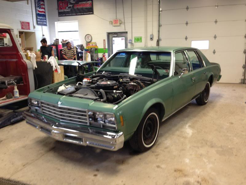78 Impala Restoration IMG_0703