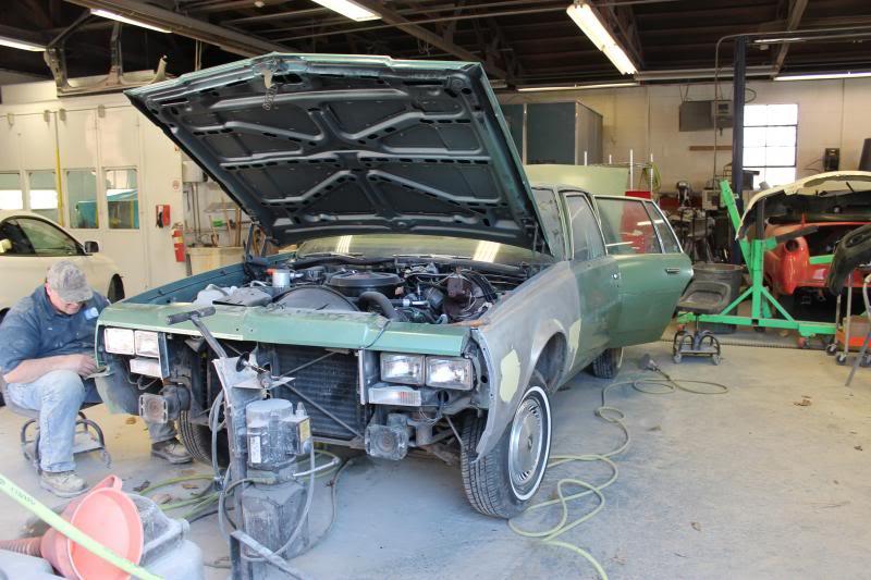 78 Impala Restoration IMG_3976