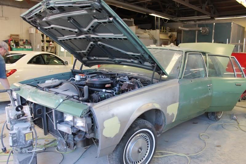 78 Impala Restoration IMG_3977