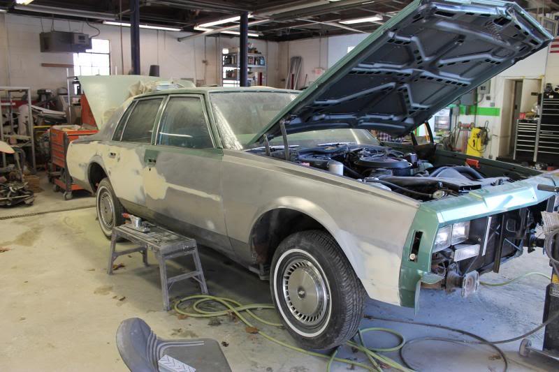 78 Impala Restoration IMG_3986