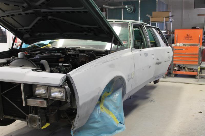 78 Impala Restoration IMG_4193