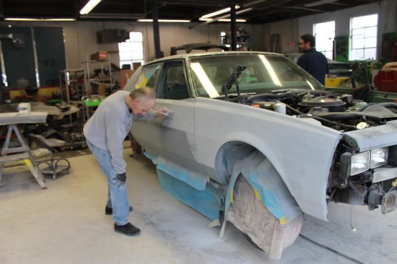 78 Impala Restoration IMG_4212