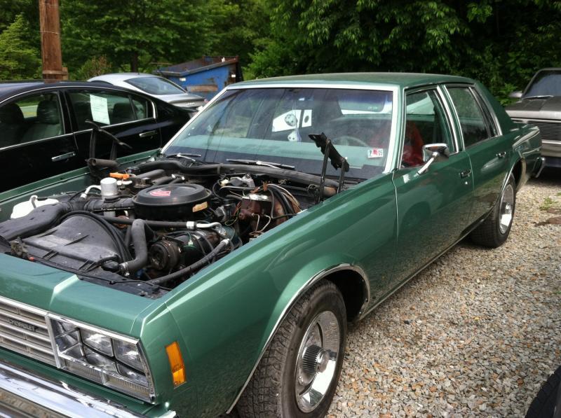 78 Impala Restoration Image