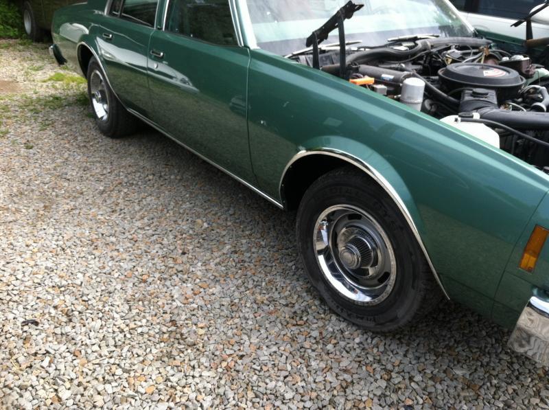 78 Impala Restoration Image1