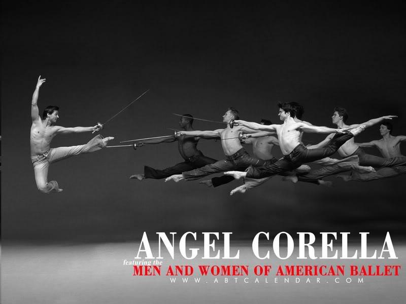 Angel Corella AngelCorellaCalendar200713