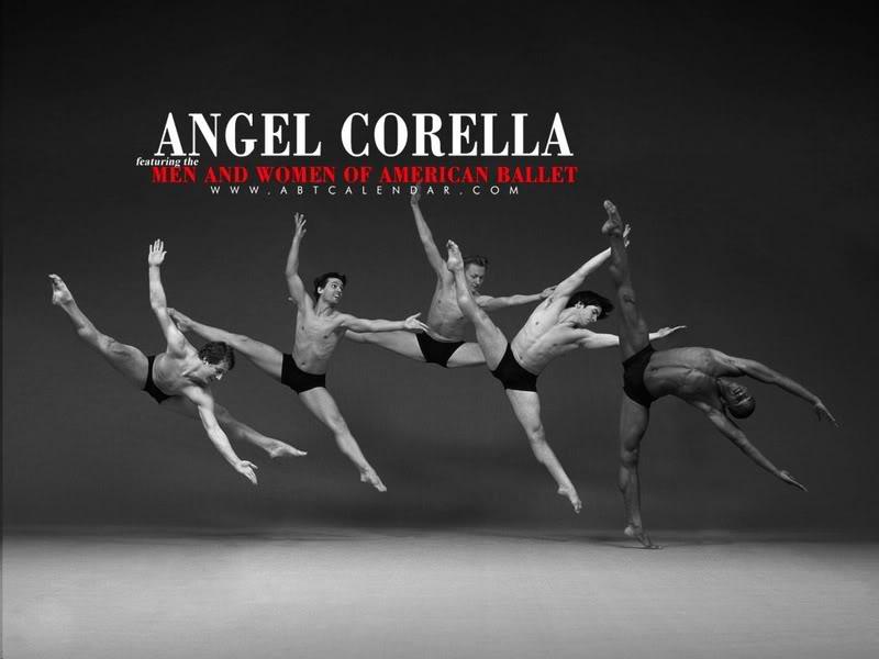 Angel Corella AngelCorellaCalendar20073