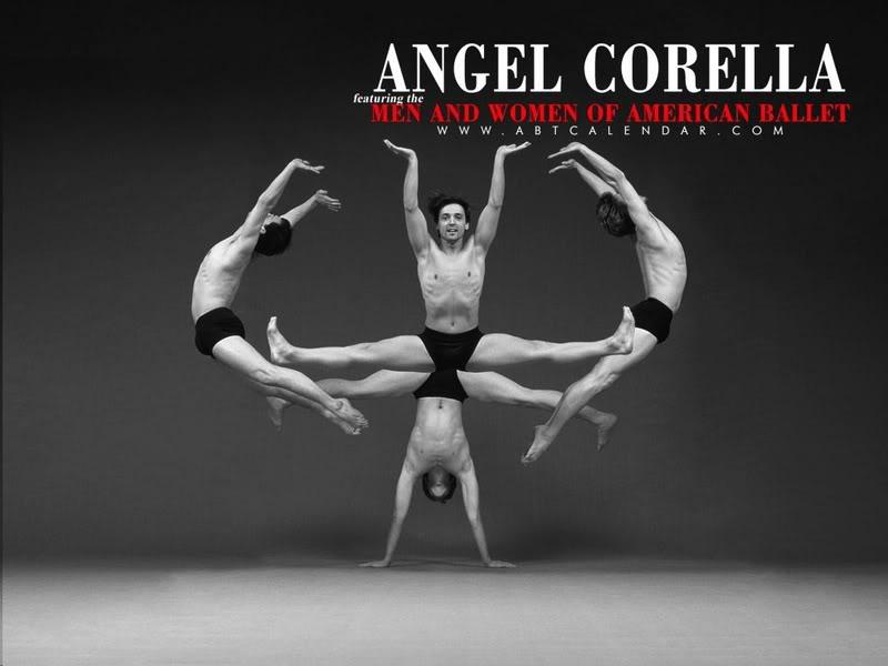 Angel Corella AngelCorellaCalendar20076