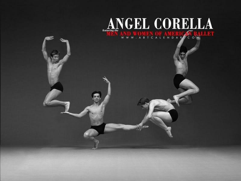 Angel Corella AngelCorellaCalendar20079
