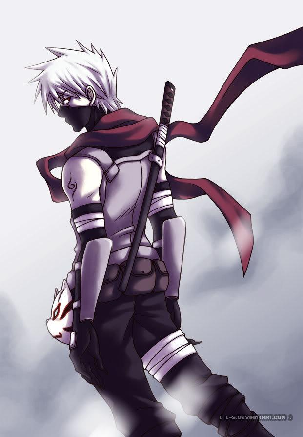 حصريا علي منتدي ناروتو فقط اجمد صور kakashi Naruto__Anbu_Kakashi_by_l_s