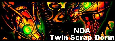 Twin Scrap Dorm