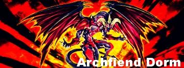 Archfiend Red