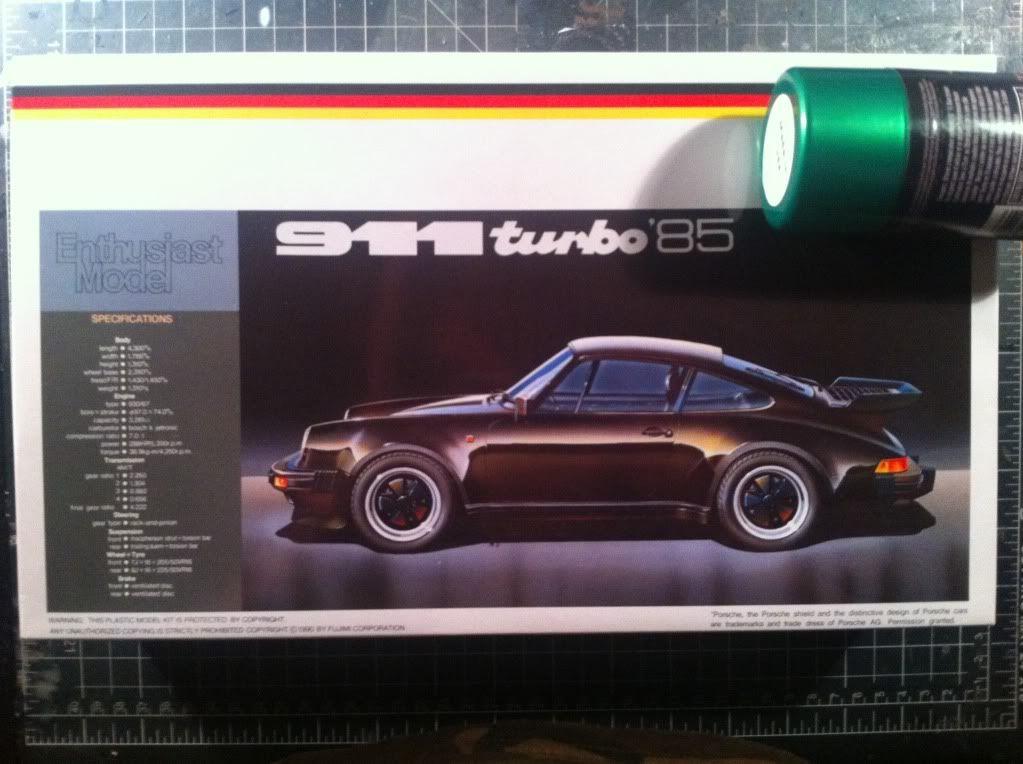 911 Turbo 1985 (Fujimi EM) Null_zpsaabe7f8d