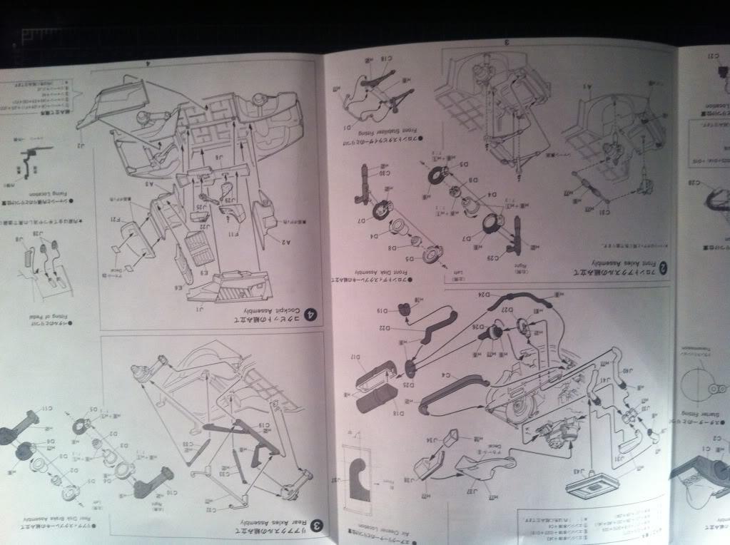 1/24 fujimi porsche 911 turbo (enthisiast modeler) Null_zpse457e8ed