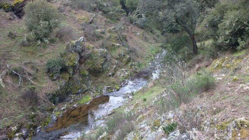 Bajando pòr el Arroyo Descuernavacas. 2014-04-06-067_zps13f328ee