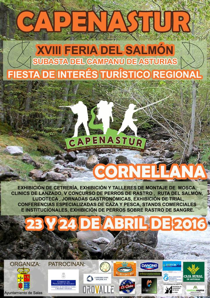 CAPENASTUR, Feria de Caza y Pesca. Cornellana (Asturias) Capenastur%202016_zpssvkkrv99