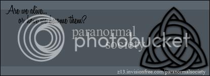 Paranormal Society [IF] Psad