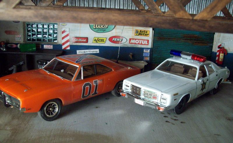Dodge Charger General Lee (AMT 1:25 ) Rosco17_zpsdf41a358