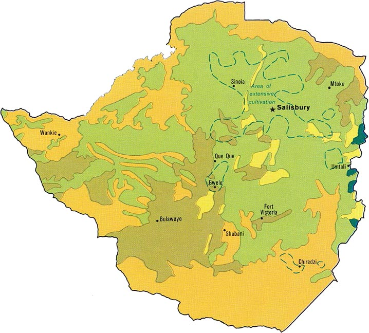 Indépendance africaine durant les 70's Rhodesie_zpsd21bfee3