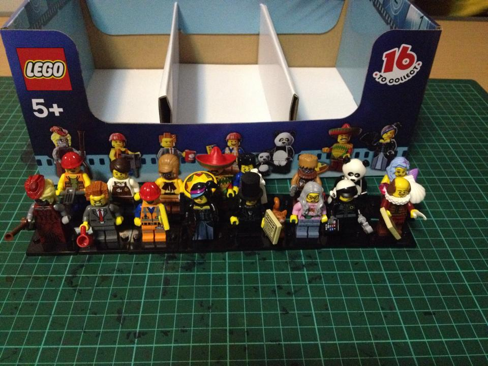 THE LEGO MOVIE minifigures LOOSE/COMPLETE SET for sale 10261906_425936144207506_1282626555_n_zps62c31035