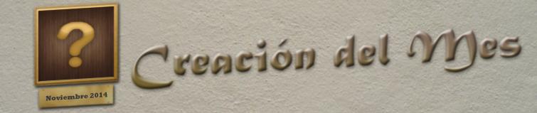 Votación Creación del Mes: Noviembre 2014 CDM_zpsf36b2cd5