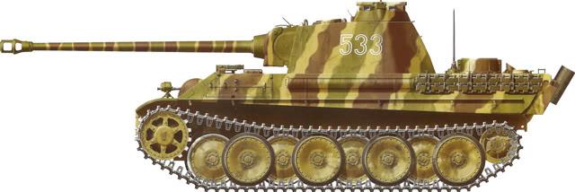 Emboscada: Panther Ausf A y comando del SAS - Página 2 Panther02_zpsg3zuqrij