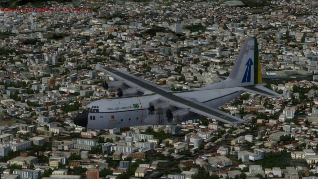Estréia do meu Captain Sim C-130 da FAB com texturas feitas por mim Prepar3D2015-01-1323-02-17-52_zpsa356a85d