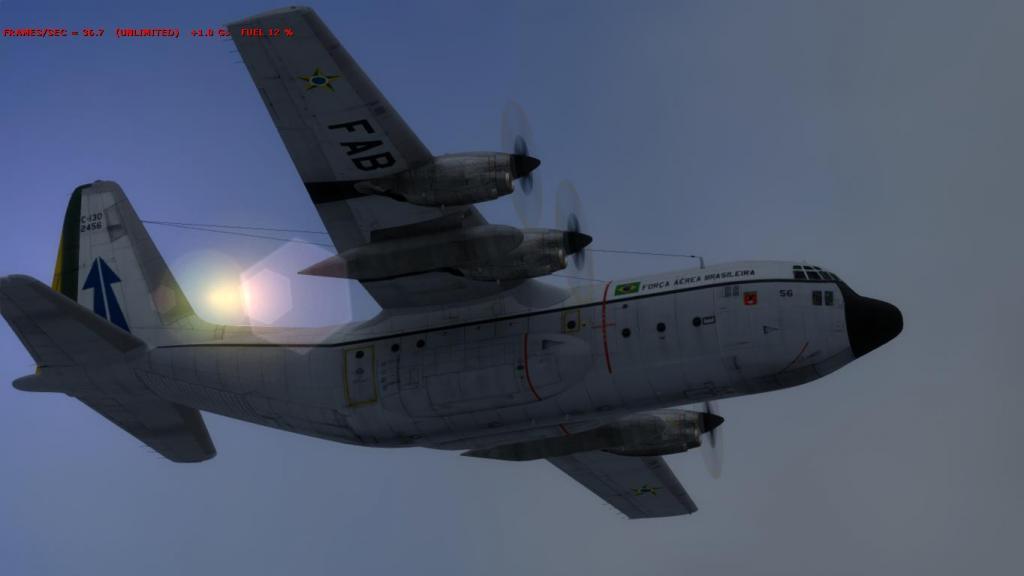 Estréia do meu Captain Sim C-130 da FAB com texturas feitas por mim Prepar3D2015-01-1323-08-59-80_zps9c85d39e