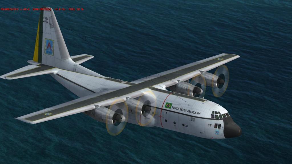 Estréia do meu Captain Sim C-130 da FAB com texturas feitas por mim Prepar3D2015-01-1323-26-14-67_zps82912f9a