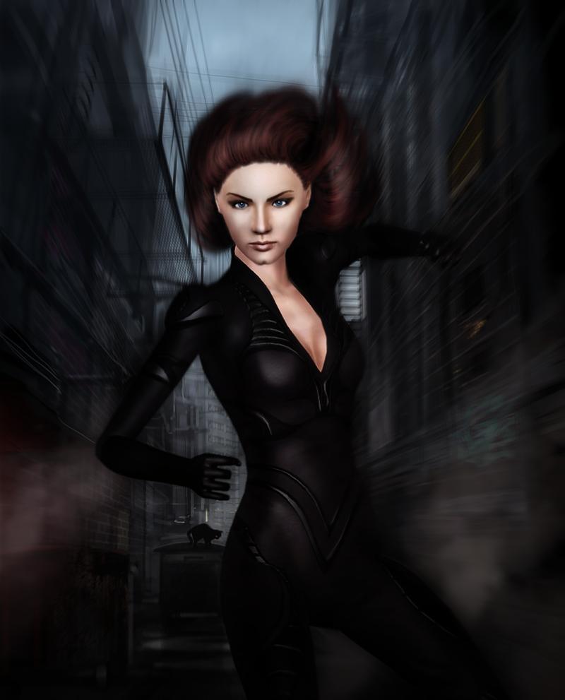 [Photoshop] Quelques effets de vitesse 3-Tiffany_zps8fee9d67