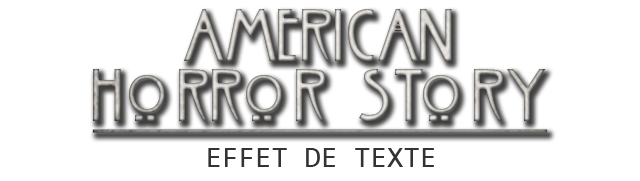 "[Apprenti] Effet de texte ""American Horror Story"" Titre_zpseb714240"