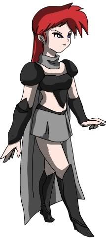 Lena's New Armor 1