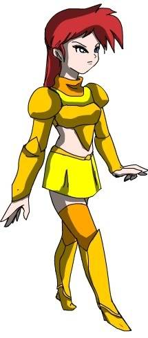 Lena's New Armor 3
