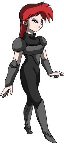 Lena's New Armor 5